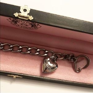VINTAGE JUICY COUTURE silver bracelet